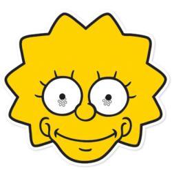 Masque Lisa
