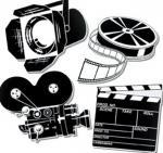 Décorations Accessoires Cinéma