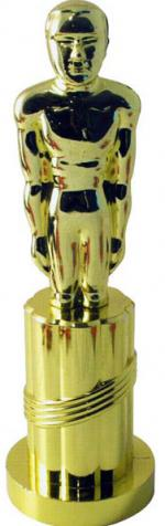 Fausse Statuette Oscar
