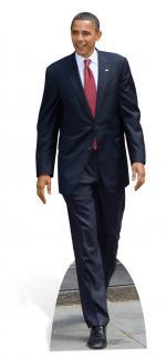 Décoration Président Obama Géante
