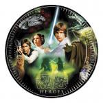 Assiettes Anniversaire Star Wars