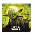 Déguisements Serviettes Anniversaire Star Wars jedi