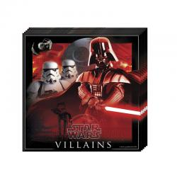 Serviettes Star Wars Dark Vador