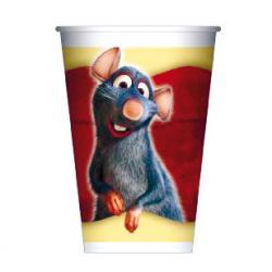 Gobelets Anniversaire Ratatouille