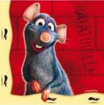 Serviettes Anniversaire Ratatouille