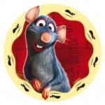 Assiettes Anniversaire Ratatouille