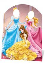 Décoration Passe-Tête Princesses Disney