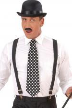 Cravate Rétro à Poids