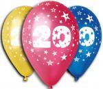 Ballons 20 ans Latex