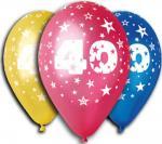 Ballons 40 ans Latex