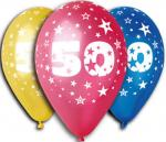 Ballons 50 ans Latex