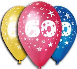 Ballons 60 ans Latex