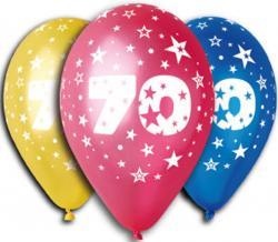 Ballons 70 ans Latex