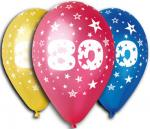 Ballons 80 ans Latex