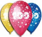 Ballons 100 ans Latex