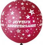 Ballon Géant Joyeux Anniversaire Bordeaux