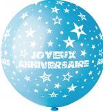 Ballon Géant Joyeux Anniversaire Lagon