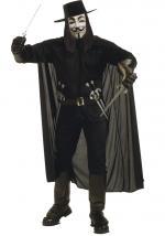 Déguisement V pour Vendetta Luxe