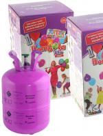 Bouteille d'hélium avec 30 Ballons