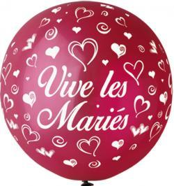 Ballon Géant Bordeaux