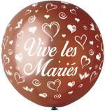 Ballon Géant Chocolat