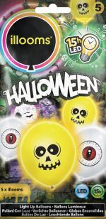 Déguisements Ballons Halloween Lumineux