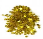 Déguisements Confettis étoiles or