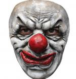 Masque Clown Gris