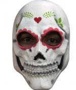 Masque los cavaleras de los muertos en latex