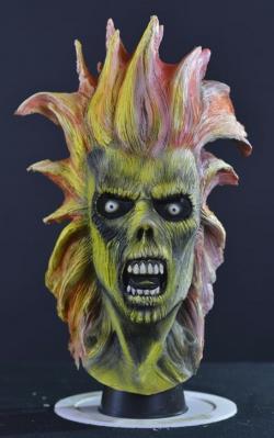 Masque Eddie Iron Maiden en latex