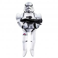 ballon storm trooper star wars
