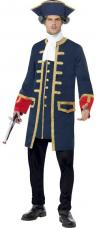 deguisement pirate commandant homme