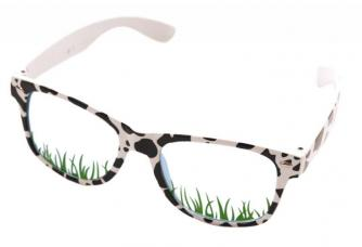 lunettes vache