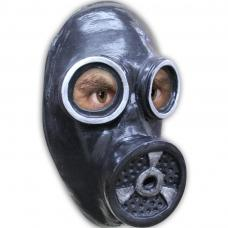 masque a gaz en latex