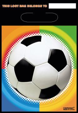 Sachets Cadeaux Anniversaire Football