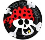 Déguisements Assiettes Anniversaire Pirate