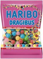 Déguisements Mini Sachet de Bonbons Dragibus Haribo
