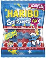 Déguisements Mini Sachet de Bonbons Schtroumpfs Pik Haribo