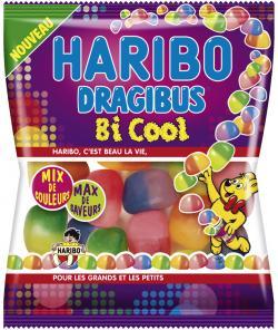 Mini sachet de Bonbons Dragibus Bi Cool Haribo