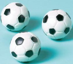 12 balles rebondissantes Football