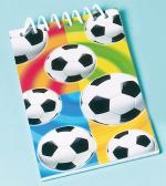 12 Carnets Football