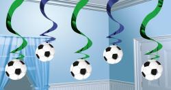 Décorations football à suspendre
