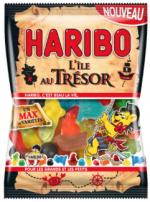 Bonbons Pirate Haribo