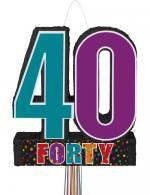 Pinata 40 ans