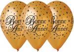 Déguisements Ballons Bonne Année Or