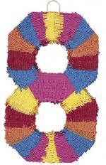 Pinata Chiffre 8