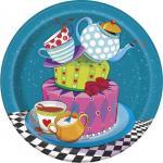 8 Assiettes à dessert tasses et compagnie