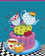 8 Sacs cadeaux anniversaire tasses et compagnie