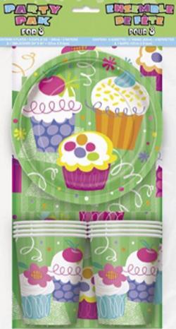 Mini pack anniversaire Cupcake