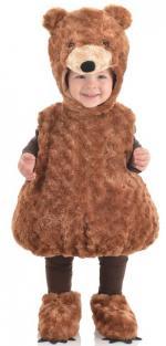 Déguisement ourson enfant